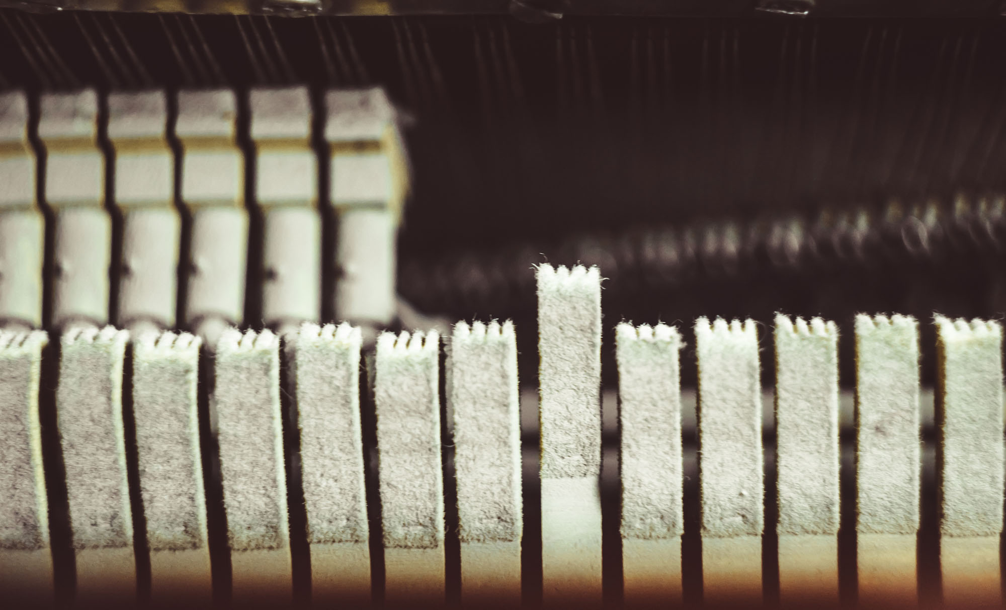Bondi's Piano Service, Restoration