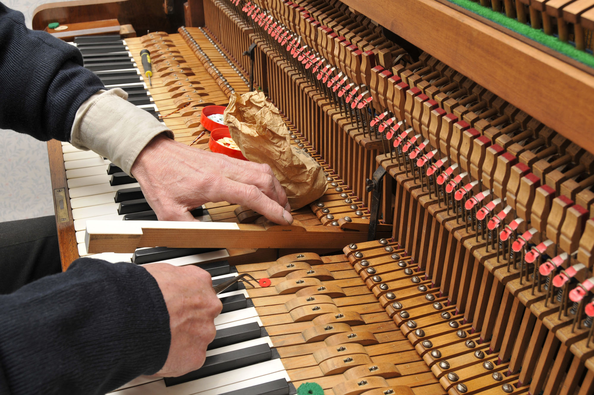 Bondi's Piano Service, Repair
